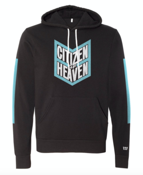 Citizen of Heaven Black Hoodie