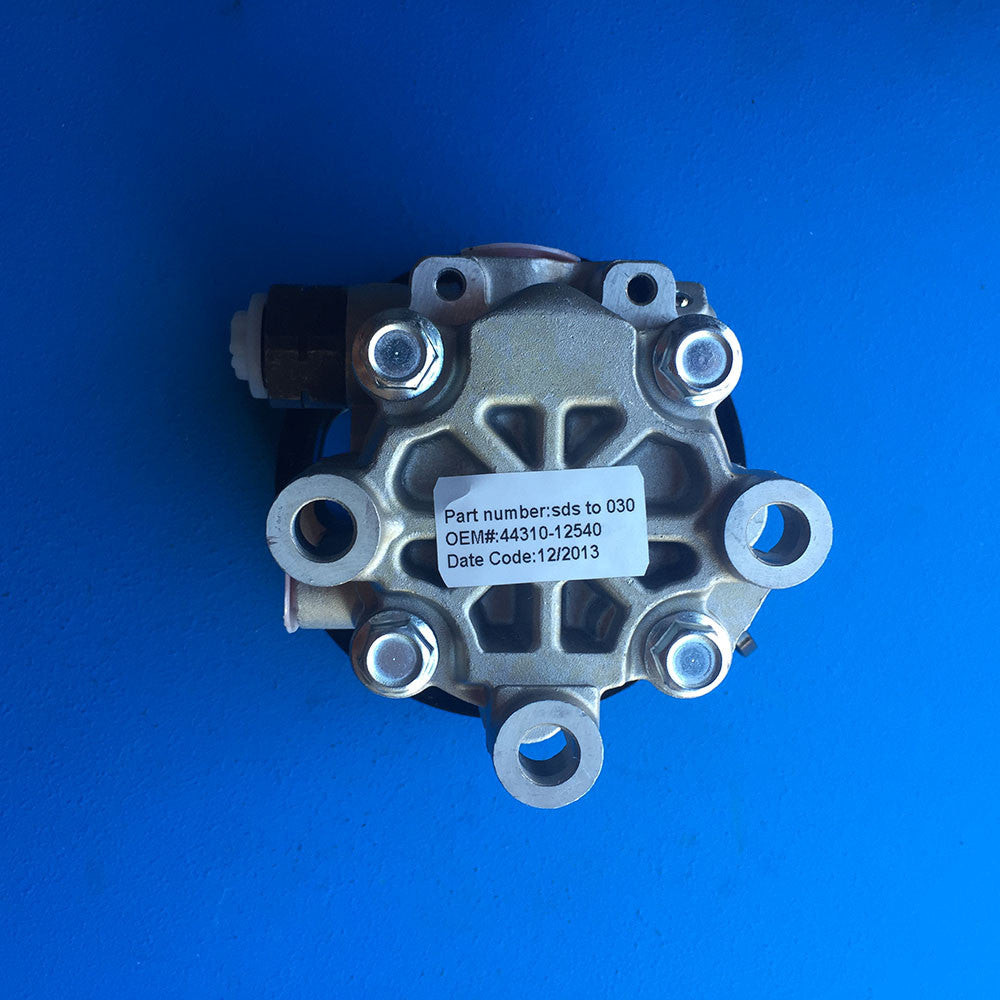 New Power Steering Pump Suitable For Toyota Corolla ZZE122 01-07 New!! TO030
