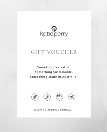 Katie Perry Gift Voucher