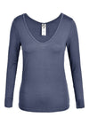 St Tropez V-neck Top