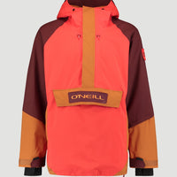 Original Anorak | Fiery Red