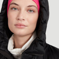 Wels Snow Jacket | Black Out