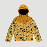 Valerite Snow Jacket | Old Gold