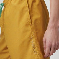 World Tribal Shorts | Yellow AO