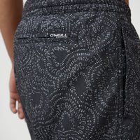 World Tribal Shorts | Black Out