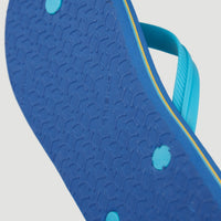 Profile Graphic Sandals | Blue Print