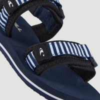 Neo Strap Sandals | Ink Blue