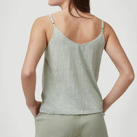 Essentials Loose Tanktop | Desert Sage
