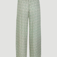 Citizen Beach Pants All Over Print | Green With