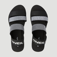 O'Neill Strap Sandals | Black Out