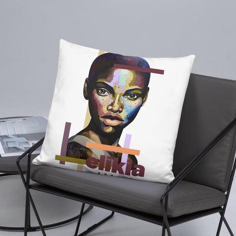 Elikia-Africa Stylish Modern Pillow