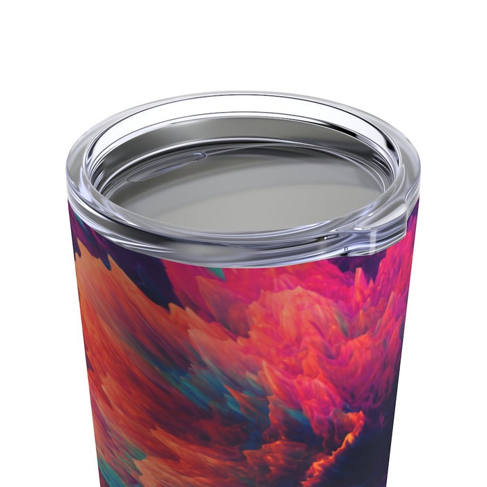 Abstract Canyon 20oz Stainless Steel Tumbler - TumblerMountainGoods