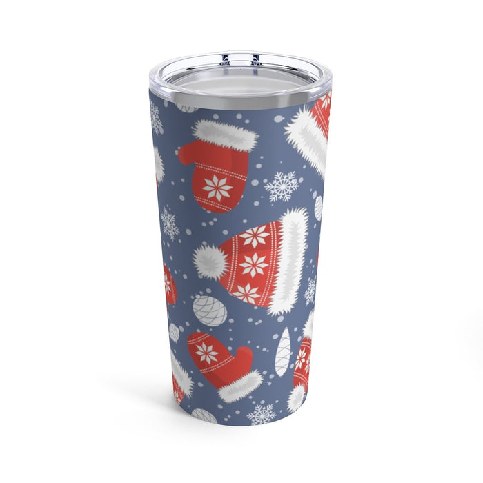 Christmas Hats 20oz Stainless Steel Tumbler - TumblerMountainGoods