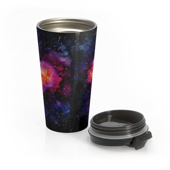 Space Heart 15oz Stainless Steel Tumbler - TumblerMountainGoods