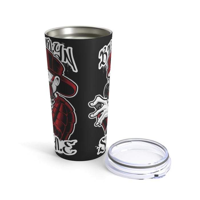 Graffiti Artist 20oz Stainless Steel Tumbler - TumblerMountainGoods