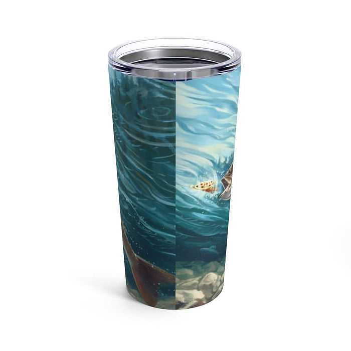 Trout 20oz Stainless Steel Tumbler - TumblerMountainGoods