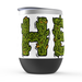Cannabis Herb Stemless Tumbler: Insulated Wine Tumbler - TumblerMountainGoods