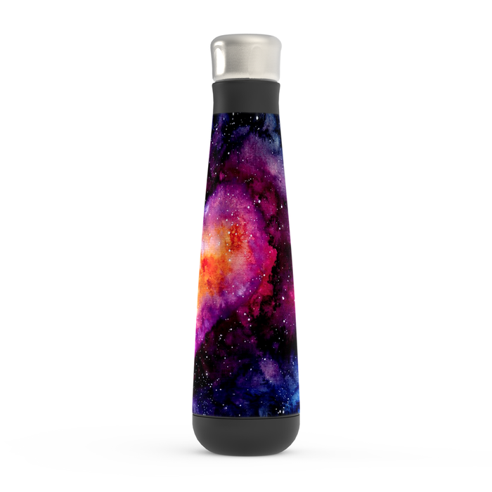 Galaxy Heart Peristyle Bottle: Insulated Water Bottle - TumblerMountainGoods
