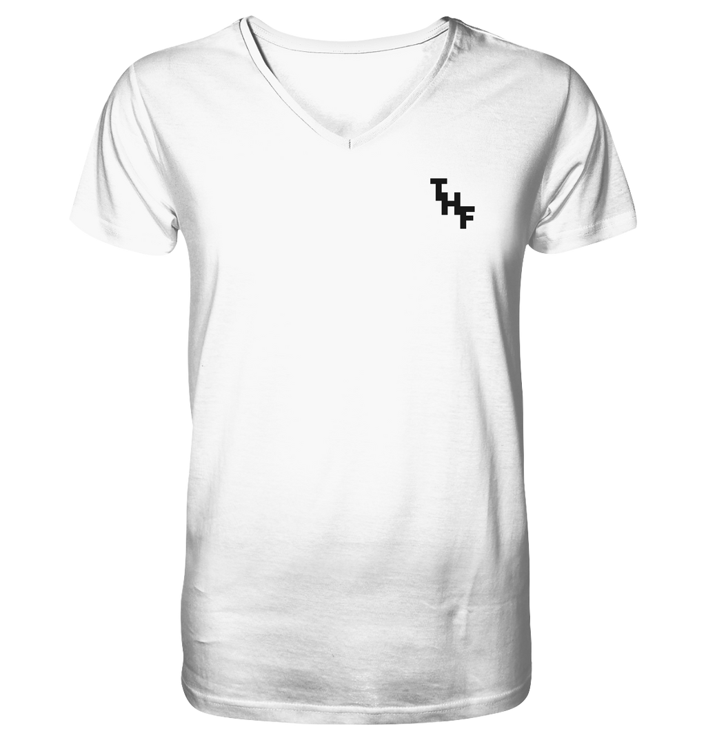 V-NECK SHIRT - THF (Weiß)