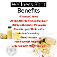 Ginger Wellness Shot Bundle