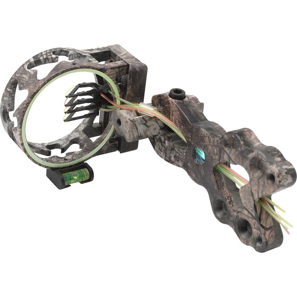 30-06 Aluma 4 Pin Sight Dirt Road Camo .019 Rh/lh - Hunting Sights