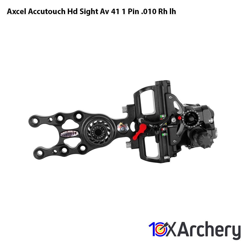 Axcel Accutouch Hd Sight Av-41 1 Pin .010 Rh/lh - Hunting Sights