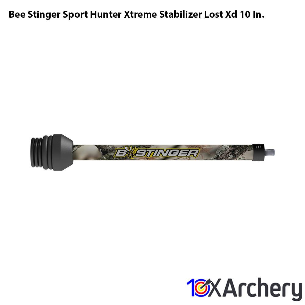 Bee Stinger Sport Hunter Xtreme Stabilizer Lost Xd 10 In. - Archery