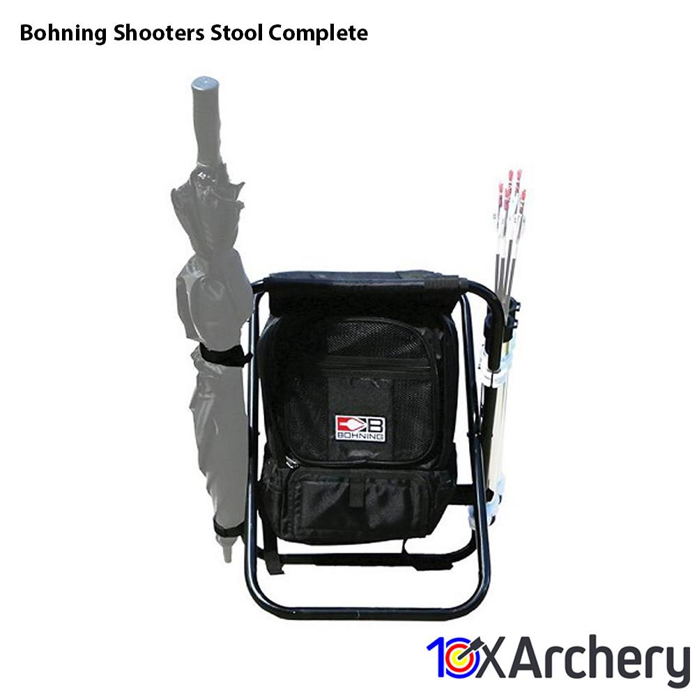 Bohning Shooters Stool Complete - Shooting Stools