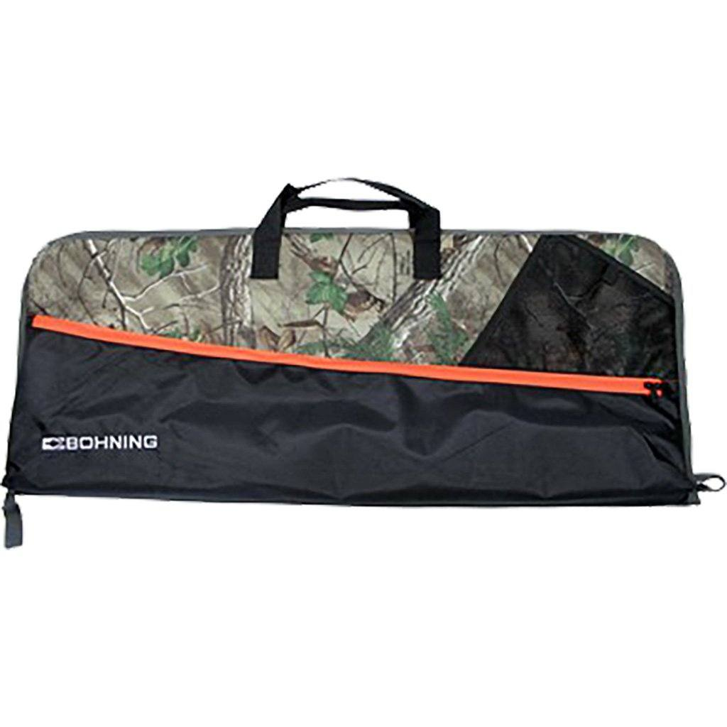 Bohning Youth Bow Case Black And Camo Archery Bohning