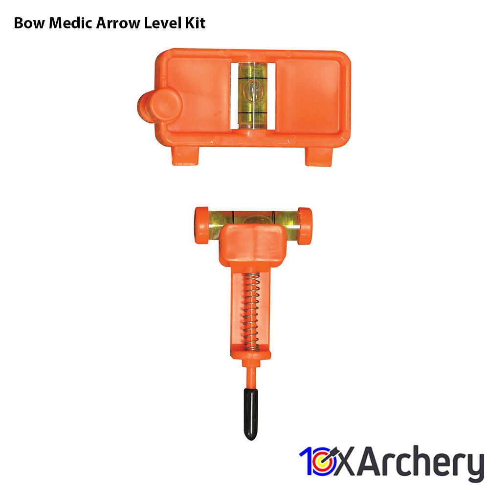 Bow Medic Arrow Level Kit - 10xArchery