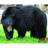 Duramesh Archery Target Black Bear 25 In. X 32 In. - Archery