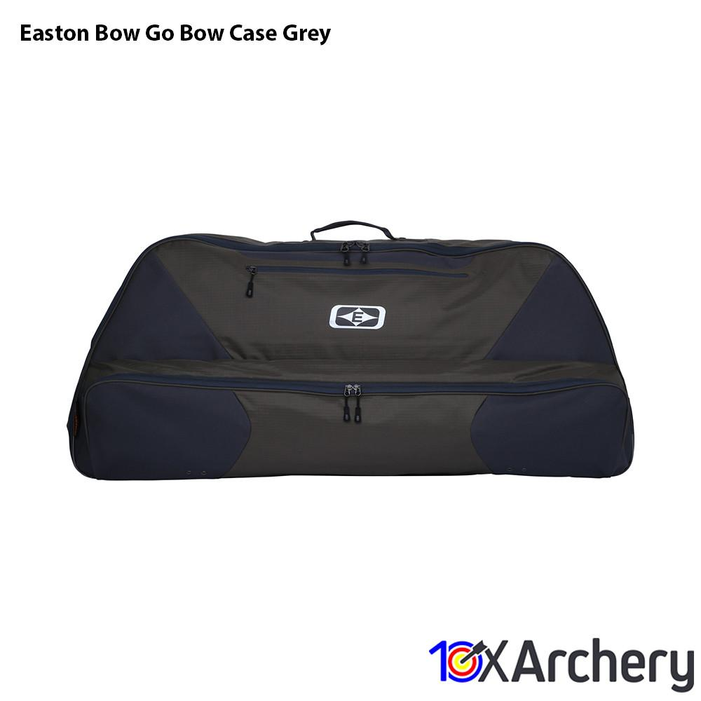 Easton Bow Go Bow Case Grey - Archery