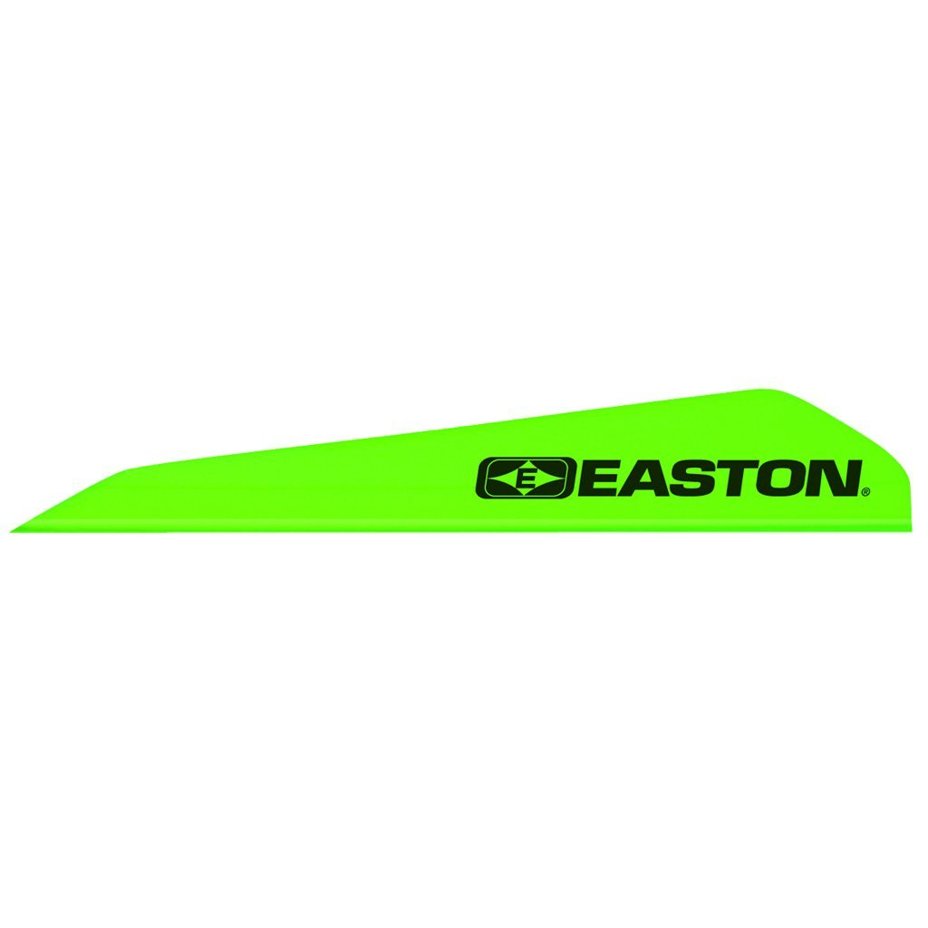 Easton Btv Crossbow Vanes 3 In. Green 100 Pk. - 10xArchery
