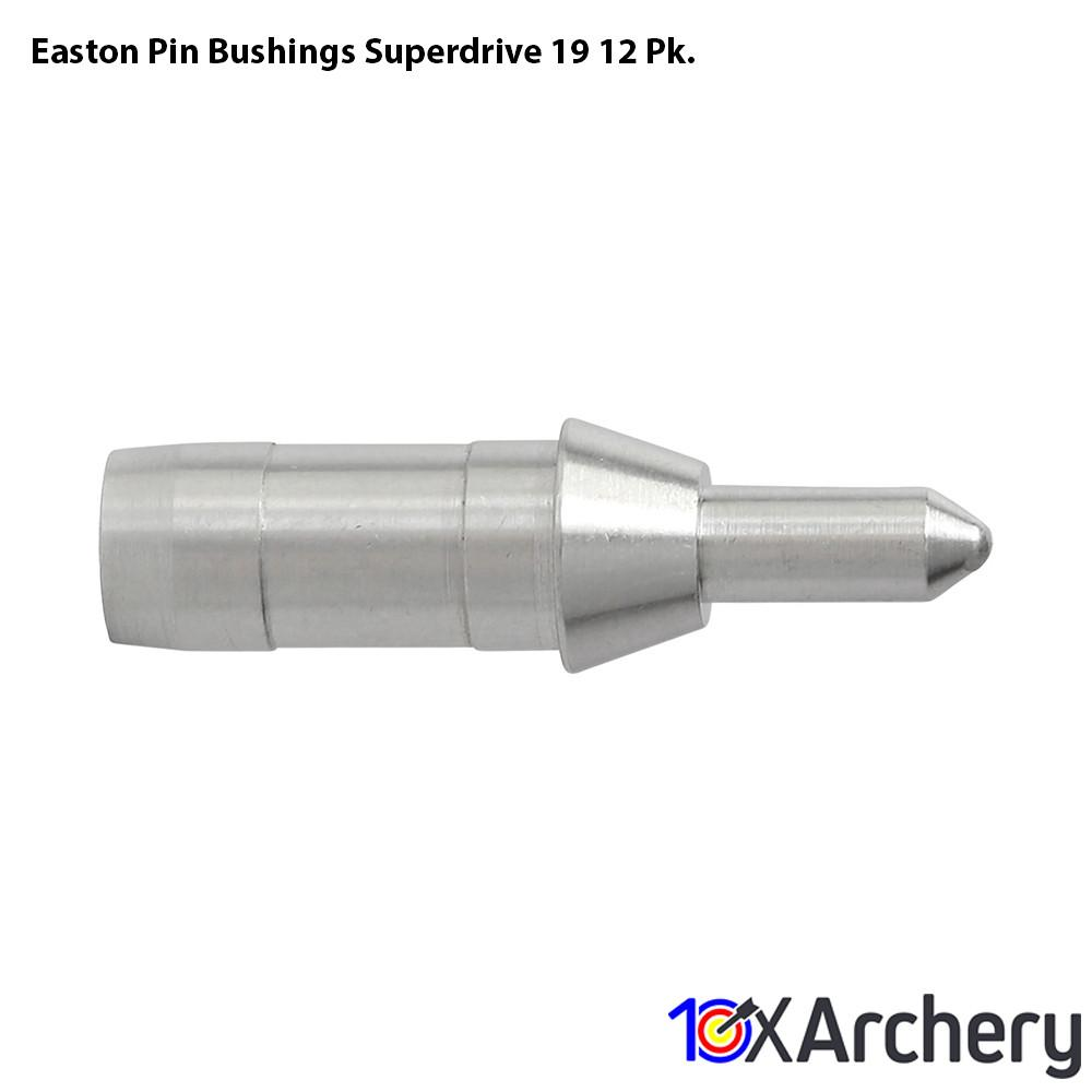 Easton Pin Bushings Superdrive 19 12 Pk. - 10xArchery