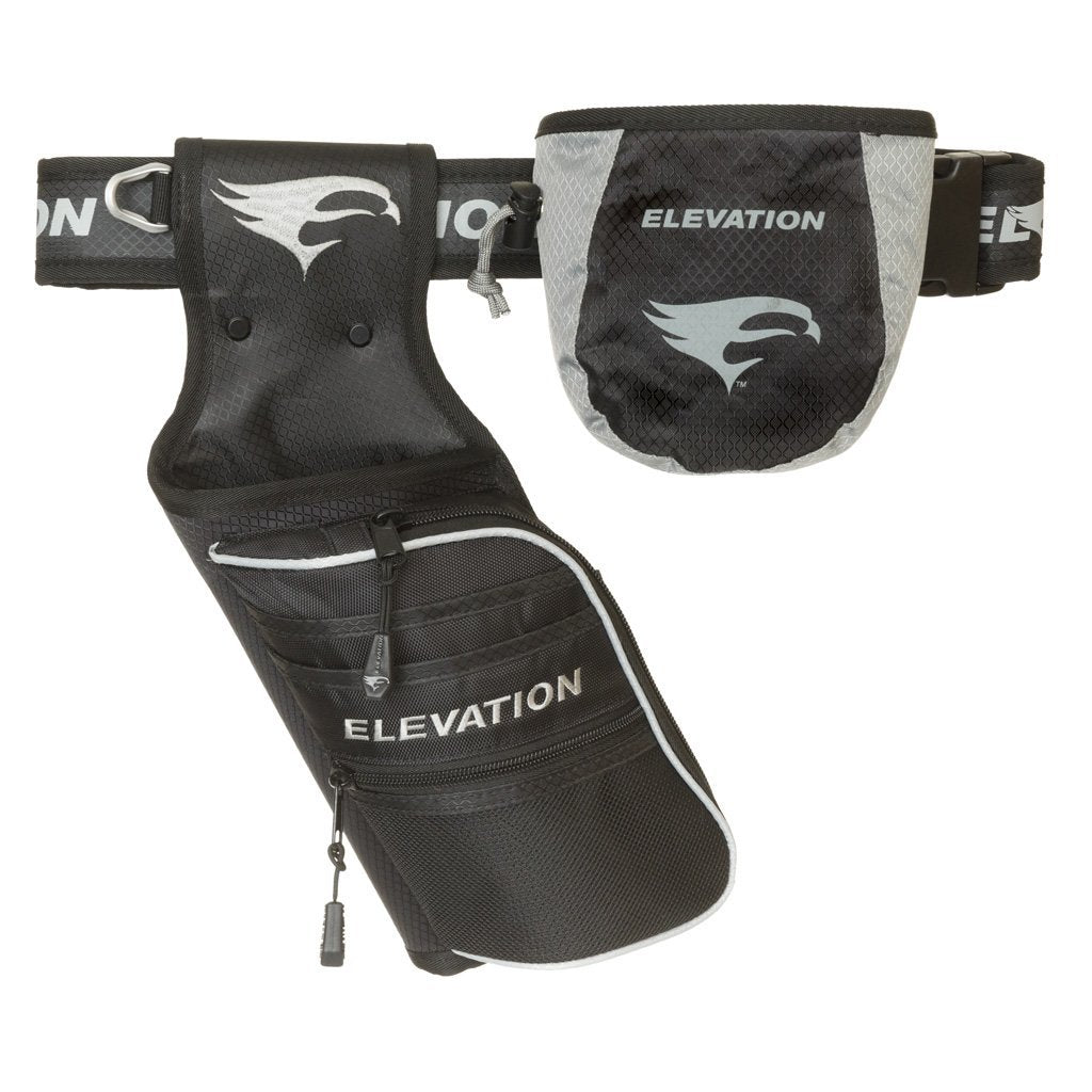 Elevation Nerve Field Quiver Package Youth Edition Black Rh - 10xArchery