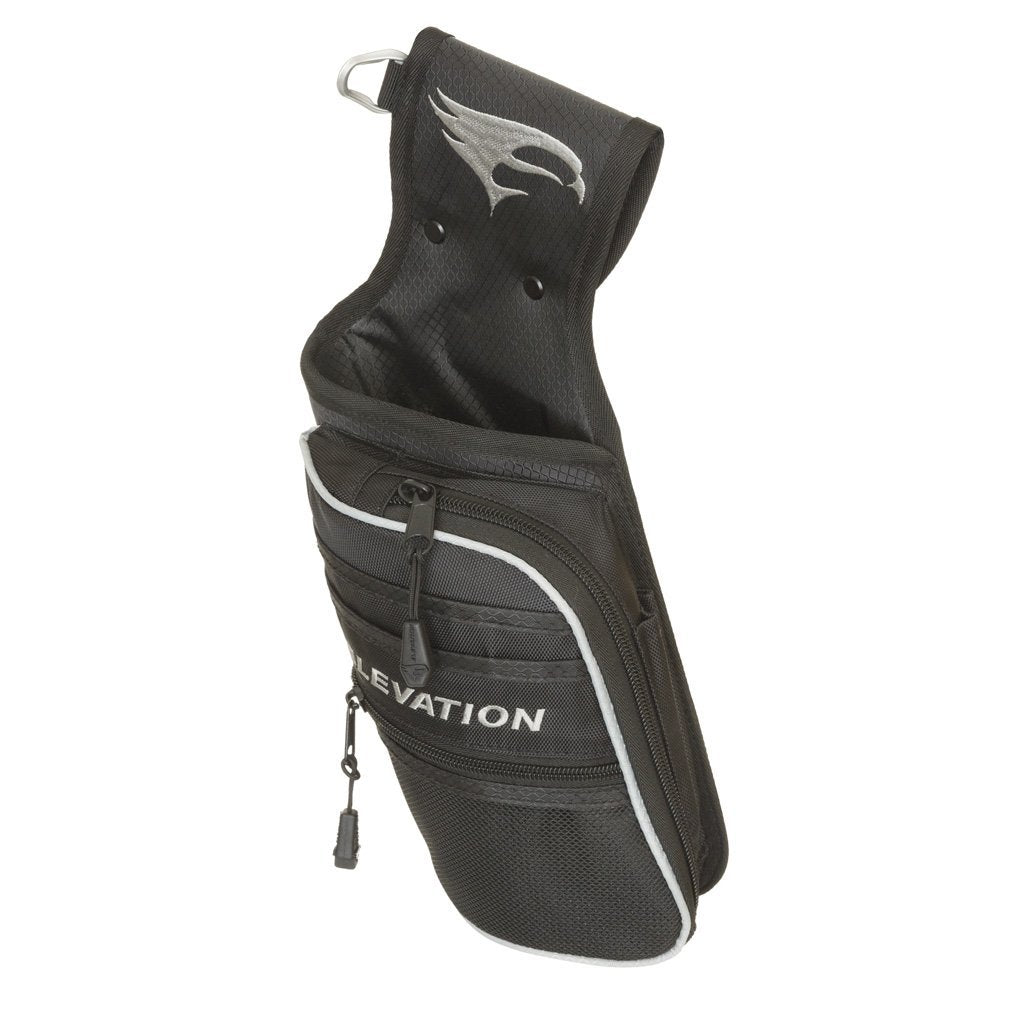 Elevation Nerve Field Quiver Youth Edition Black Left Hand - 10xArchery