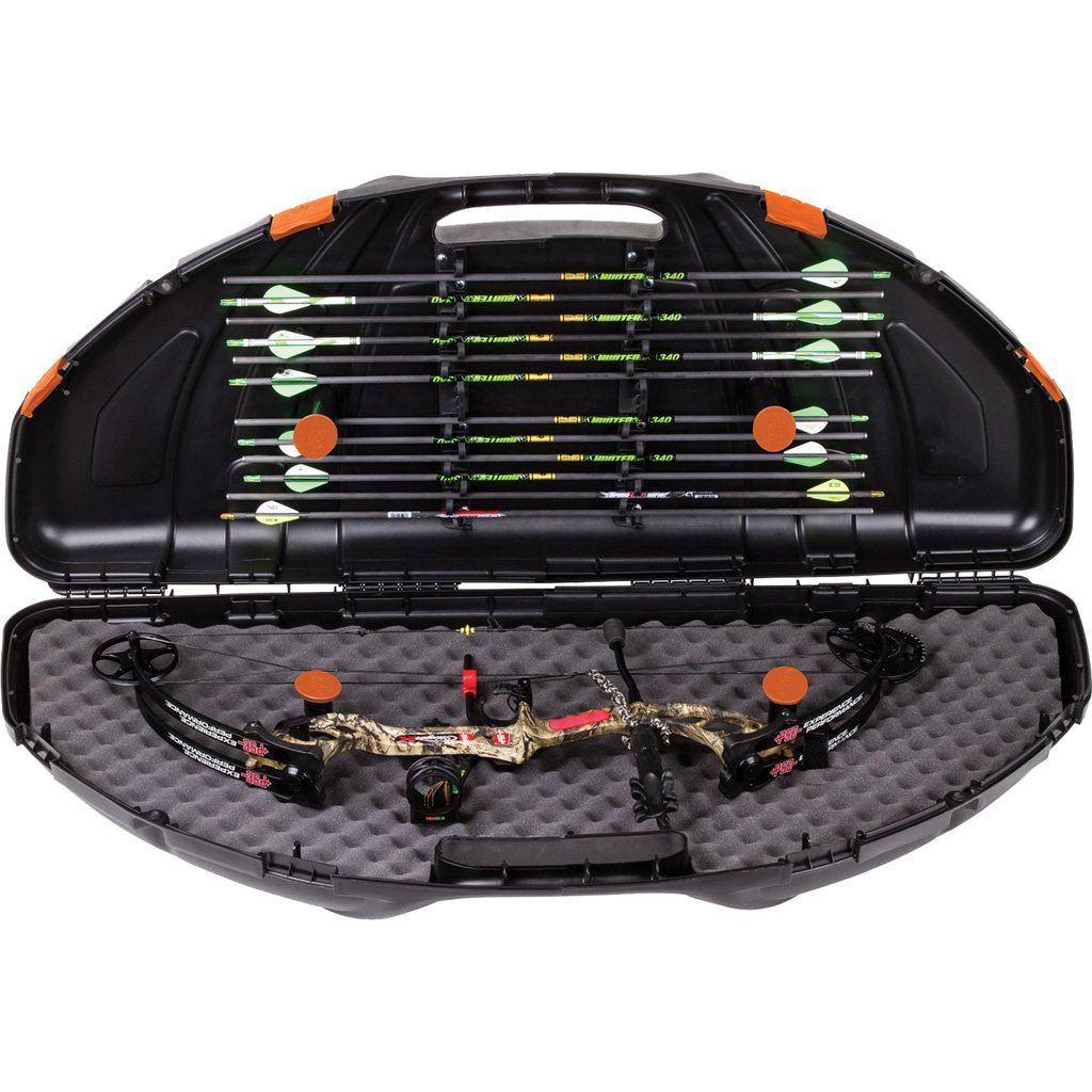 Flambeau Compound Hard Bow Case with Pillars Mathews VXR - Bow Cases