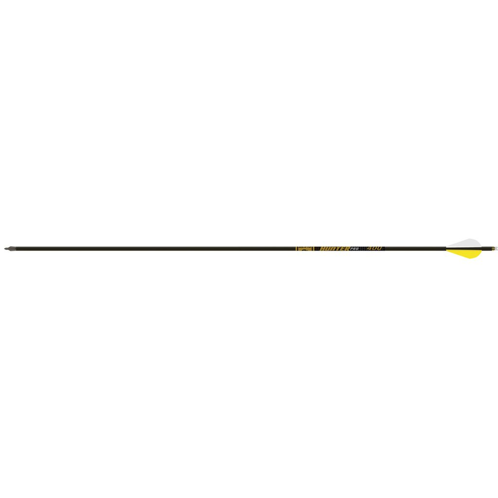 Gold Tip Hunter Pro Arrows 340 4 Fletch 6 Pk. - Archery