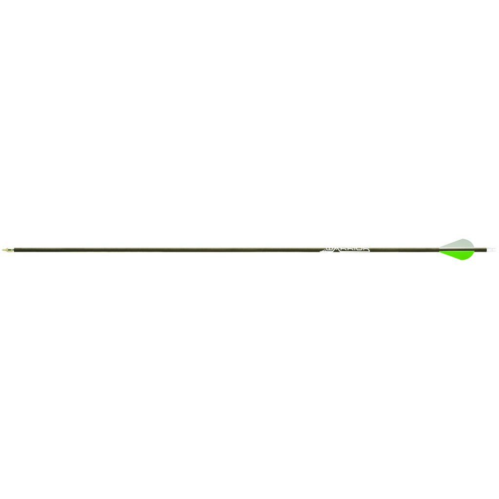 Gold Tip Warrior Arrows 400 Raptor Vanes 72 Pk. - 10xArchery