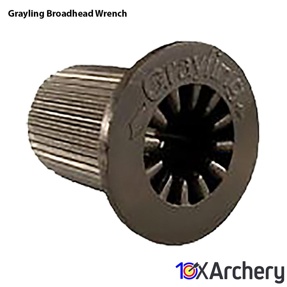 Grayling Broadhead Wrench - 10xArchery