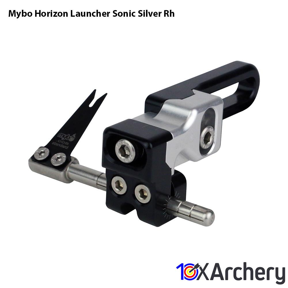 Mybo Horizon Launcher Sonic Silver Rh - Target Rests