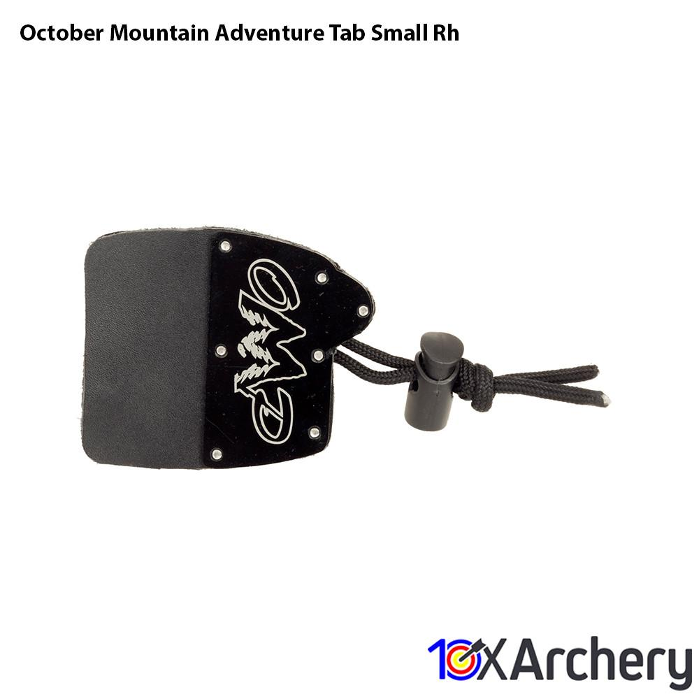 October Mountain Adventure Tab Small Rh Shooting Tabs October Mountain