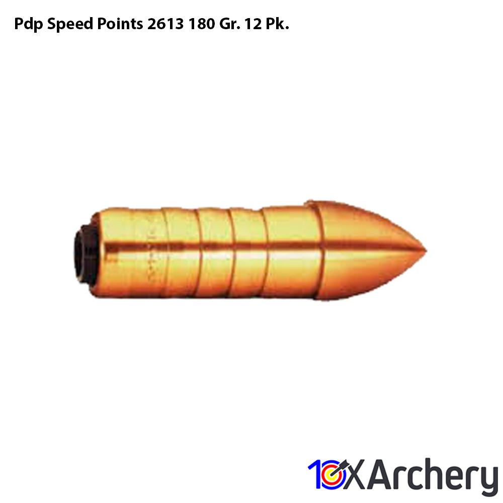 Pdp Speed Points 2613 180 Gr. 12 Pk. - Points and Accessories