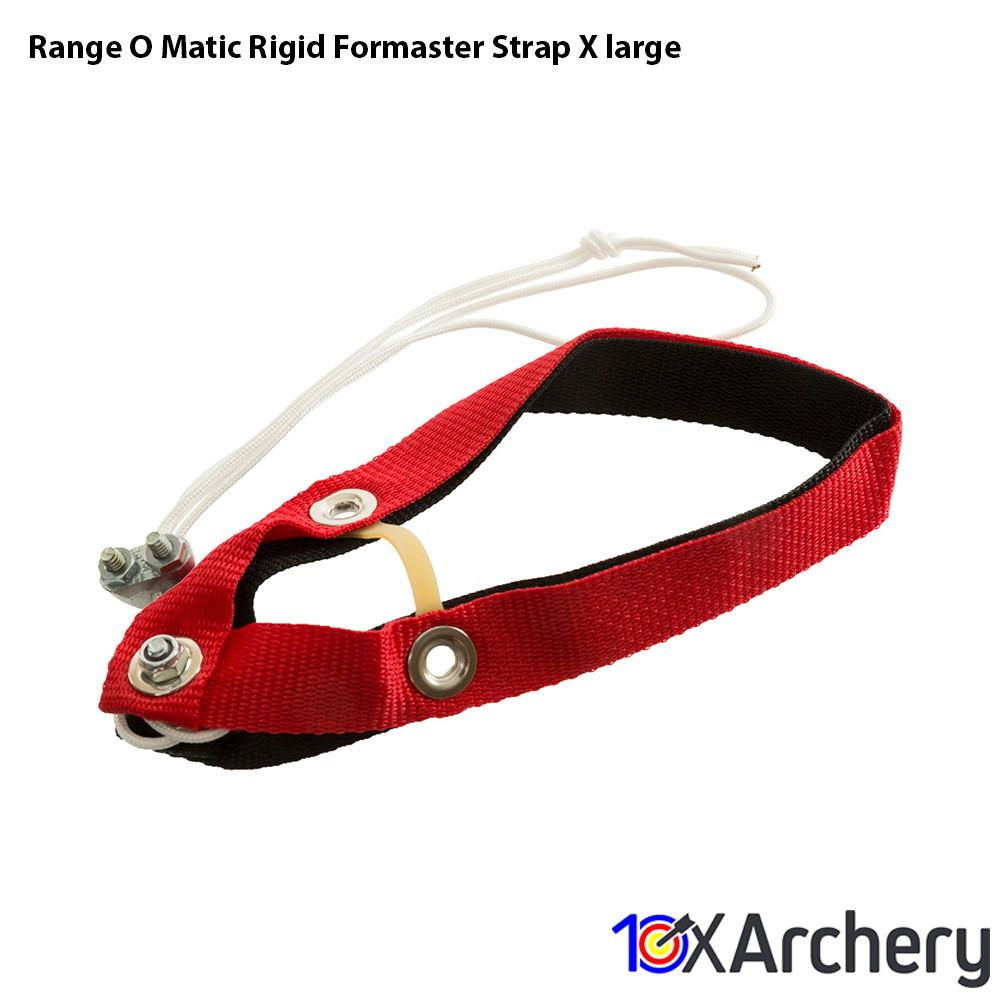 Range O Matic Rigid Formaster Strap X-large Draw Check Devices and Training Aids Range O Matic