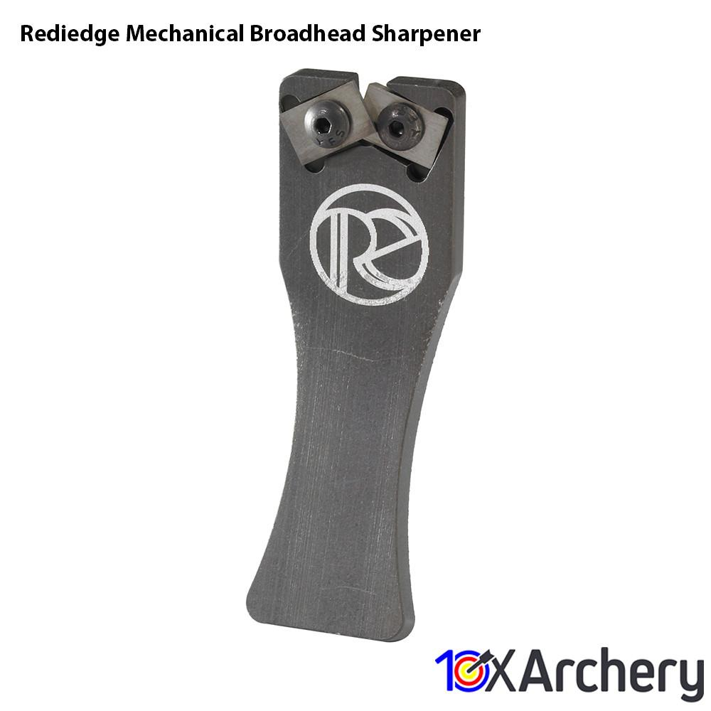 Rediedge Mechanical Broadhead Sharpener - 10xArchery