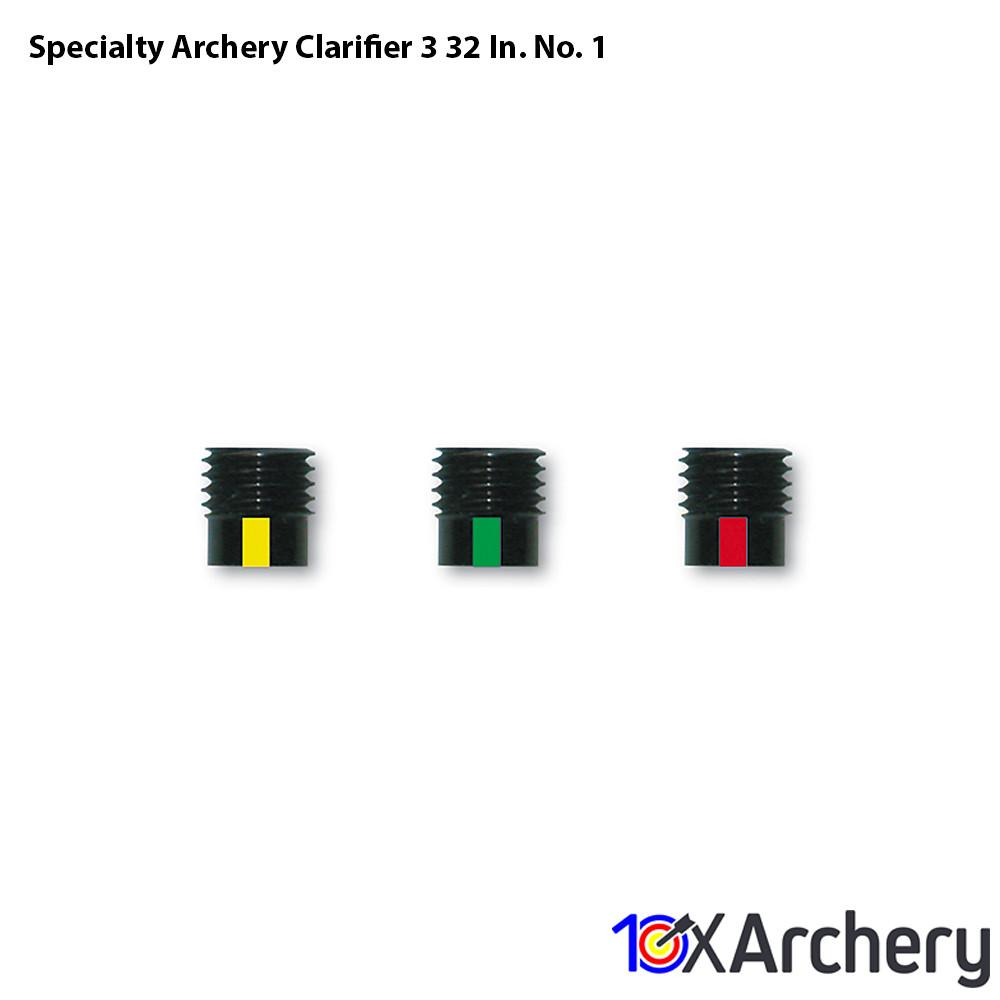 Specialty Archery Clarifier 3/32 In. No. 1 - 10xArchery
