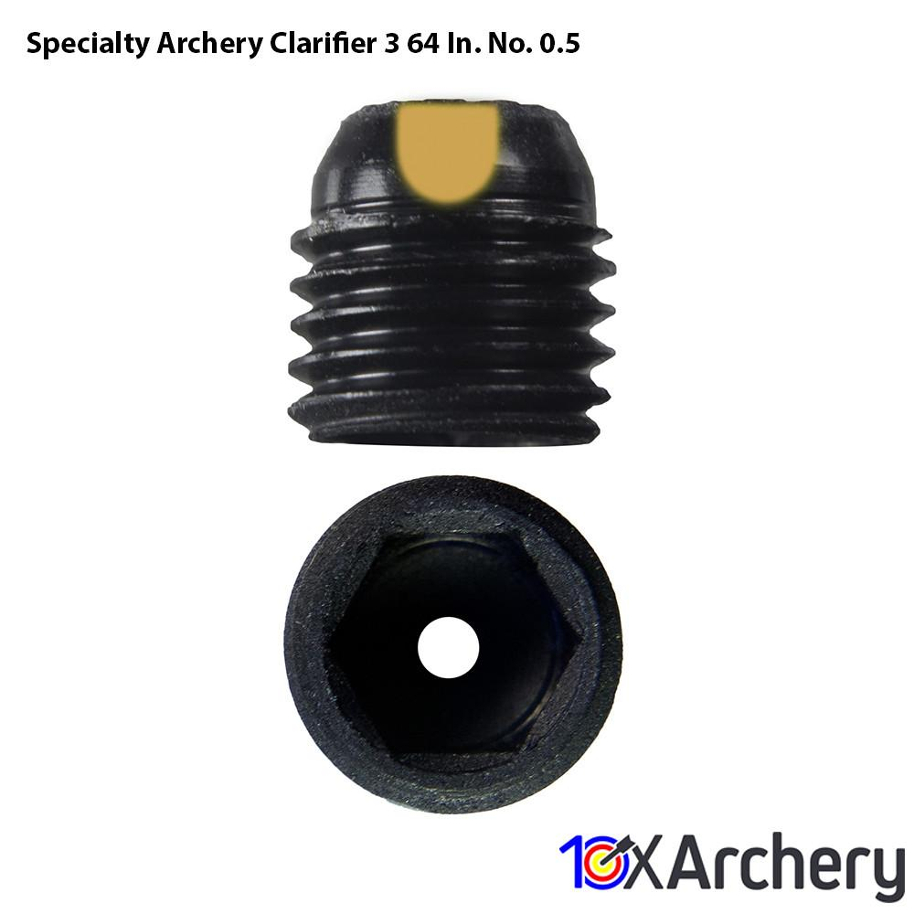 Specialty Archery Clarifier 3/64 In. No. 0.5 - Peep Sights and Accessories