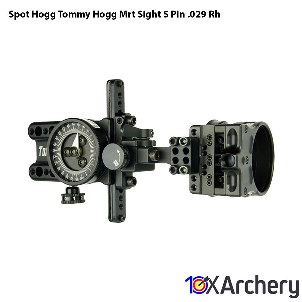 Spot Hogg Tommy Hogg Mrt Sight 5 Pin .029 Rh Hunting Sights Spot-hogg