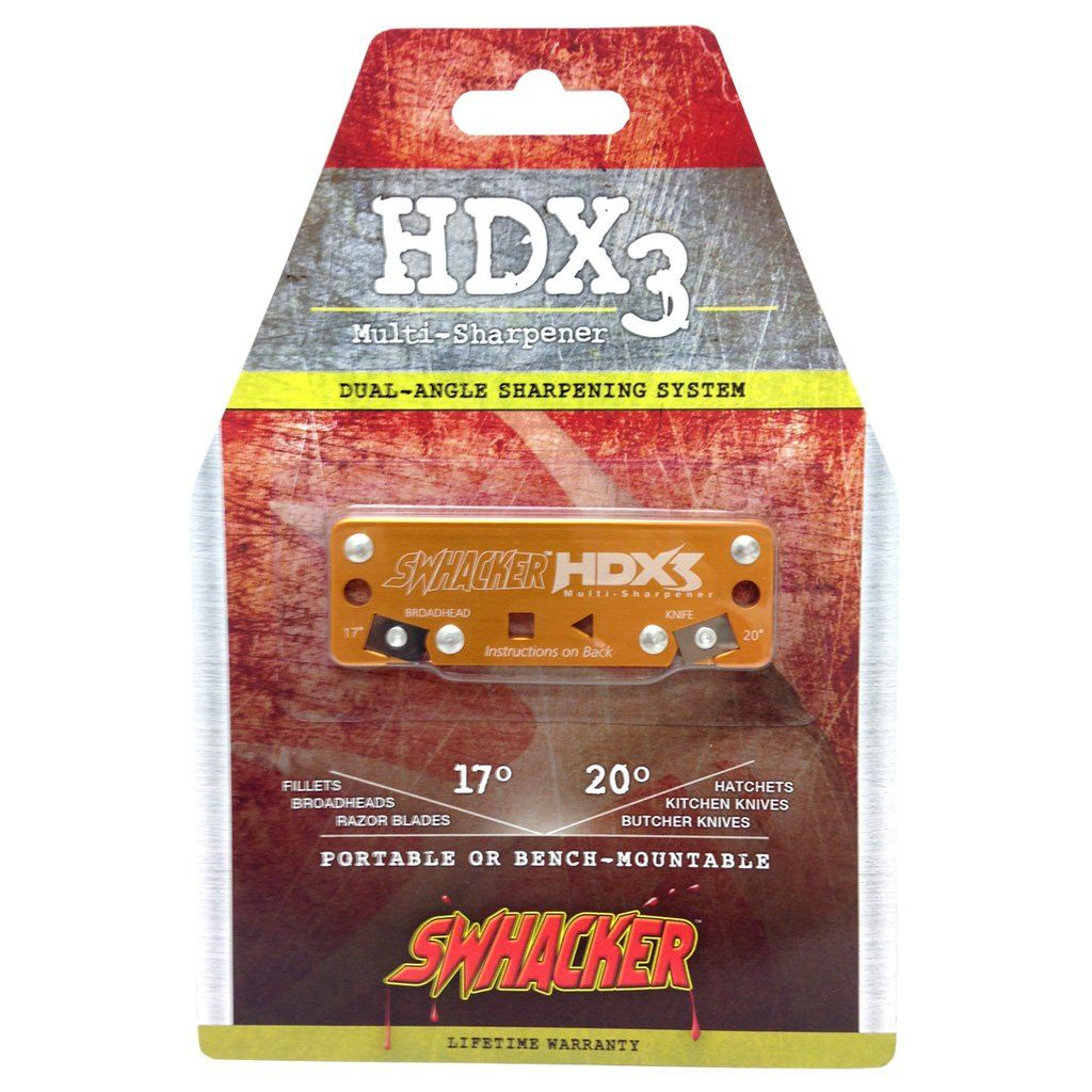 Swhacker Hdx3 Sharpener - Archery
