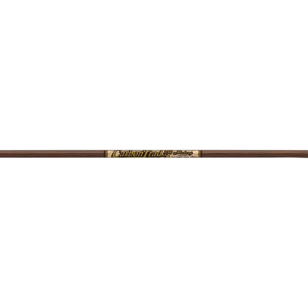 Victory Carbon Trad Sport Shafts 350 1 Doz. Archery Victory